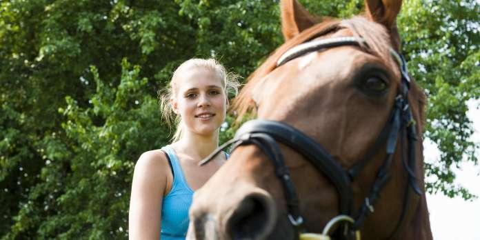 Equitation : quand le cheval se cabre