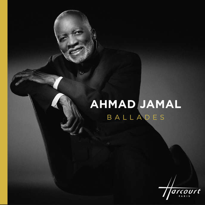 Pochette de l'album «Ballades»d'Ahmad Jamal.
