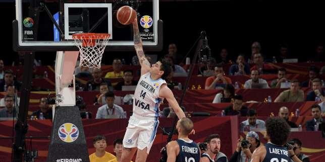 Basket: revivez la défaite de la France face à l'Argentine en demi-finale du Mondial