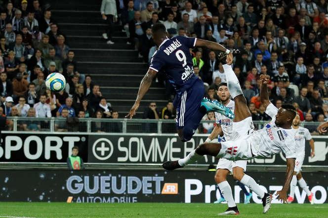 Moussa Dembele et l'OL entrent en scène en Coupe d'Europe.