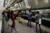 Dans le métro et le RER, un air jusqu'à dix fois plus pollué qu'à l'extérieur