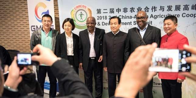 « Le vote des Etats africains pour la Chineà la FAO est un signal adressé à la communauté internationale »