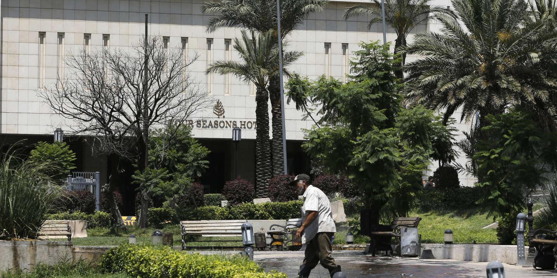 Une société française s'apprête à ouvrir deux hôtels à Damas - Le Monde