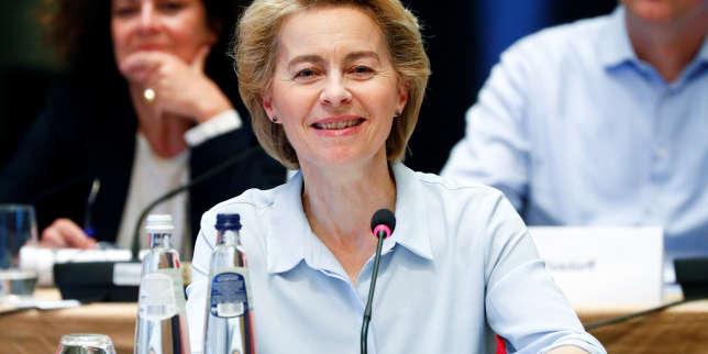 Commission européenne : Ursula von der Leyen déjà confrontée à une polémique