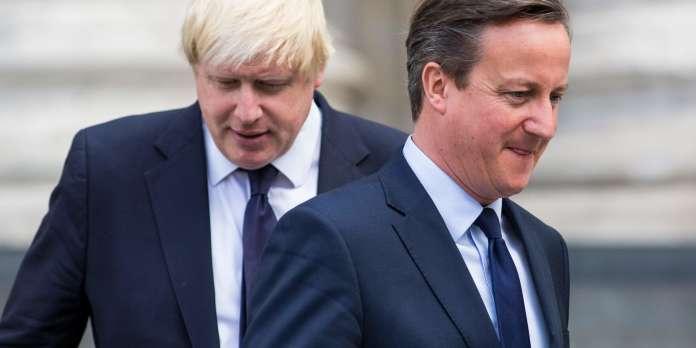 Brexit : « Cet échec, j'y pense tous les jours », David Cameron règle ses comptes dans un livre