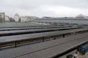 Les voies de la gare du Nord, à Paris, le 11 janvier 2019.