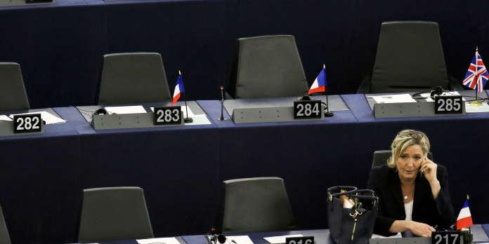 « Quenelle », Opus Dei… Les profils équivoques des assistants du RN au Parlement européen