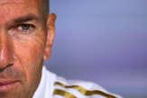 Ligue des champions: Zinédine Zidane, la fin de l'état de grâce