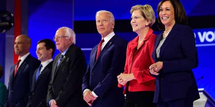 Primaire démocrate aux Etats-Unis : quels candidats mènent la course à l'investiture ?