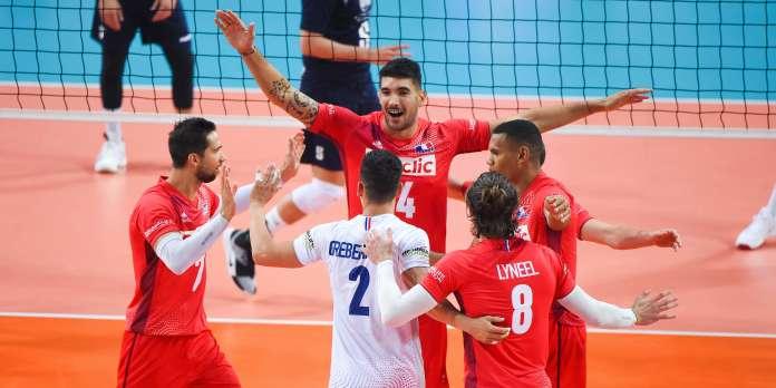 Euro de volley : les Français enchaînent face à la Grèce
