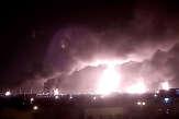 Arabie saoudite : les images des deux sites pétroliers attaqués