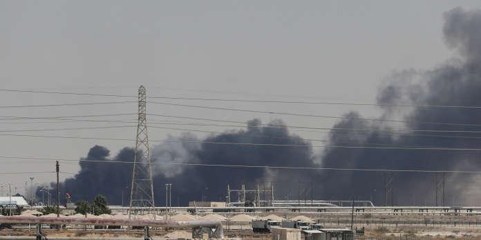 La production de pétrole divisée par deux en Arabie saoudite après une attaque de drones