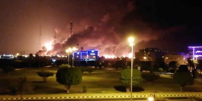 Arabie Saoudite : deux installations pétrolières attaquées par des drones