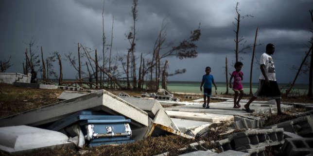 Planète : Toute l'actualité sur Le Monde.fr.Dorian: aux Bahamas, dans les îles dévastées, les habitants incrédules face aux destructions