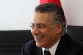 Nabil Karoui, un magnat de l'audiovisuel en lice pour le second tour de la présidentielle en Tunisie