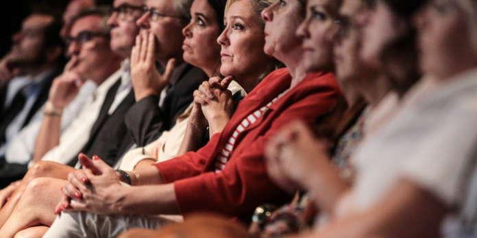 Municipales : comment l'état-major du Rassemblement national tente d'éviter les profils douteux