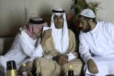 Hamza Ben Laden lors de son mariage. Image non datée, diffusée par la CIA, agence de renseignement américaine, en novembre 2017.