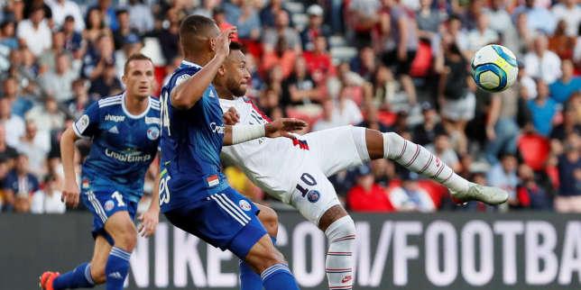 Ligue1: le retour de Neymar, entre sifflets et coup de génie