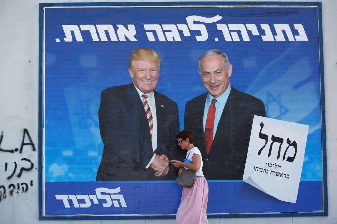 A Tel-Aviv, le 16 septembre.