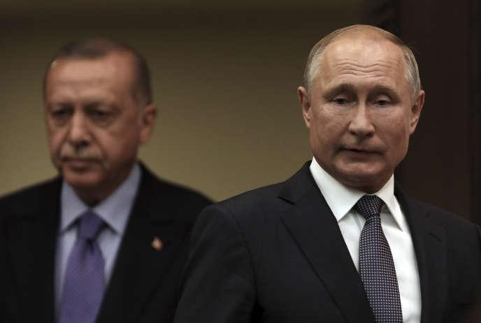 Moscou espère pouvoir tirer profit de l'offensive turque dans le Nord syrien Df81616_a94621d0702d4074aff4ac45a737f488-a94621d0702d4074aff4ac45a737f488-0