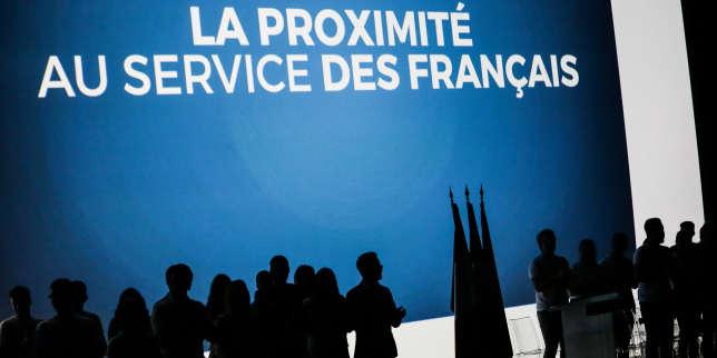 Municipales: Emmanuel Macron et Marine le Pen tentent de sortir de leur ghetto électoral