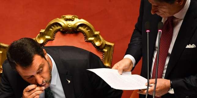 L?été meurtrier de la politique italienne