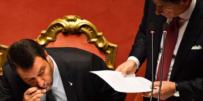 L'été meurtrier de la politique italienne