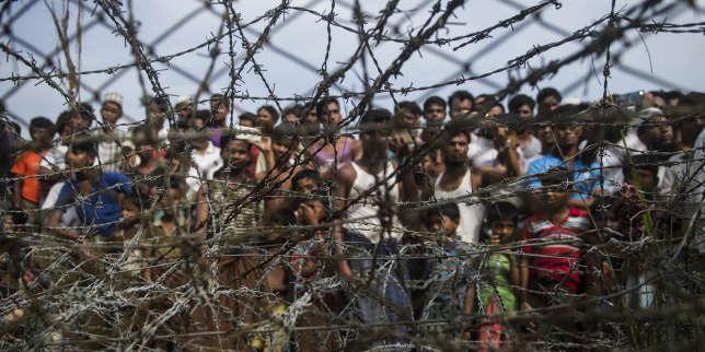 """Birmanie : 600 000 Rohingyas vivent sous la menace d'un """"génocide"""", alerte l'ONU"""