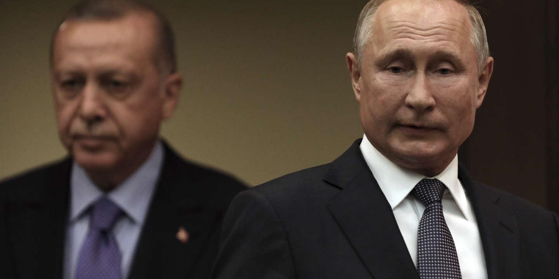 Moscou espère pouvoir tirer profit de l'offensive turque dans le Nord syrien