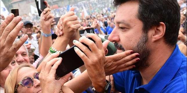Italie: Matteo Salvini tente le retour aux sources pour rassurer sa base et soigner ses blessures