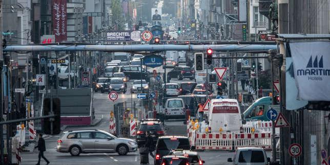 A Berlin, le 4×4 en ville fait polémique