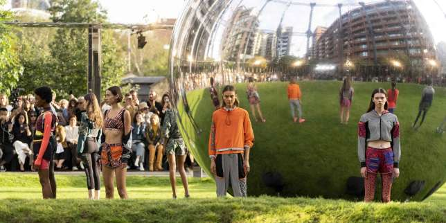 A Londres, la Fashion Week s'ouvre aux «vraies gens»