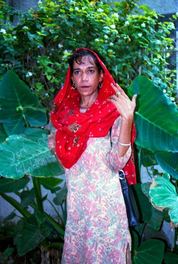 La communauté des hijras est très affectée par le VIH. Beaucoup ignorent même qu'elles sont contaminées.