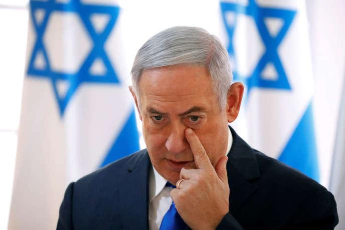 Le premier ministre israélien Benyamin Nétanyahou le 15 septembre.