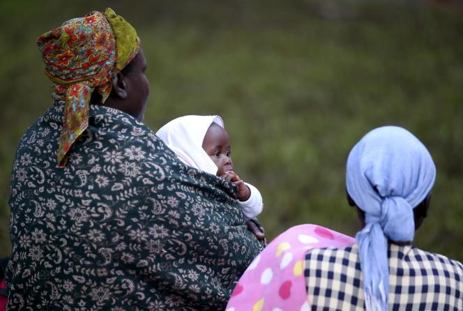 En Ouganda, 33% des femmes accouchent de leur premier enfant avant leurs 18 ans.