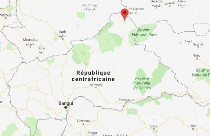 La région deBirao se situe dansl'extrême nord-est de la Centrafrique.