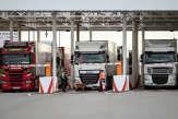 Les camions roulant au gaz polluent jusqu'à cinq fois plus que les diesels