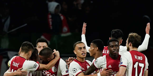 Ligue des champions : l'Ajax Amsterdam, demi-finaliste la saison dernière, surclasse Lille 3-0