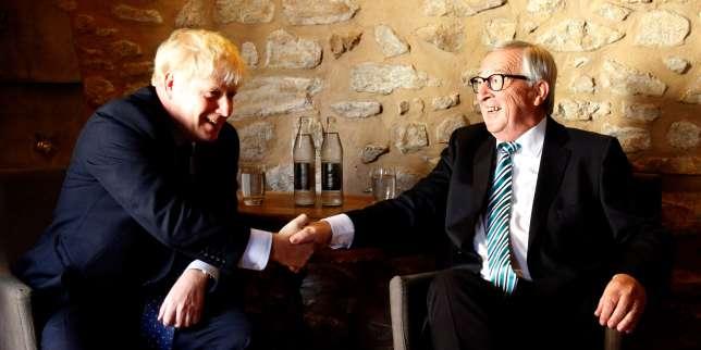 Brexit: la stratégie de Boris Johnson parait toujours aussi illisible