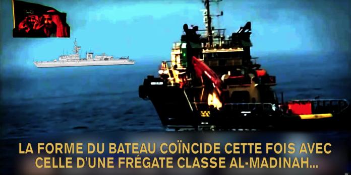 Des vidéos apportent la preuve de l'utilisation de navires français au Yémen