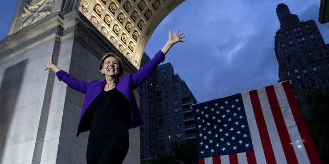 Elizabeth Warren perturbe le jeu de la primaire démocrate