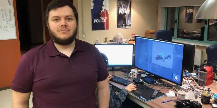 Le créateur de jeux vidéo Ilya Yanovich questionne sur les dérives policières