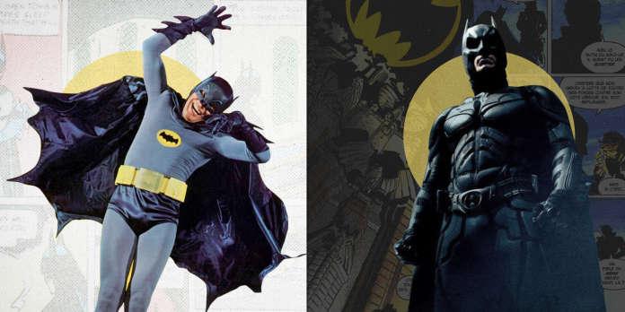 Comment Batman est devenu un héros sombre et torturé