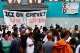 « La situation n'a pas changé, elle est même pire»: nouvelle grève à l'hôpital psychiatrique du Rouvray