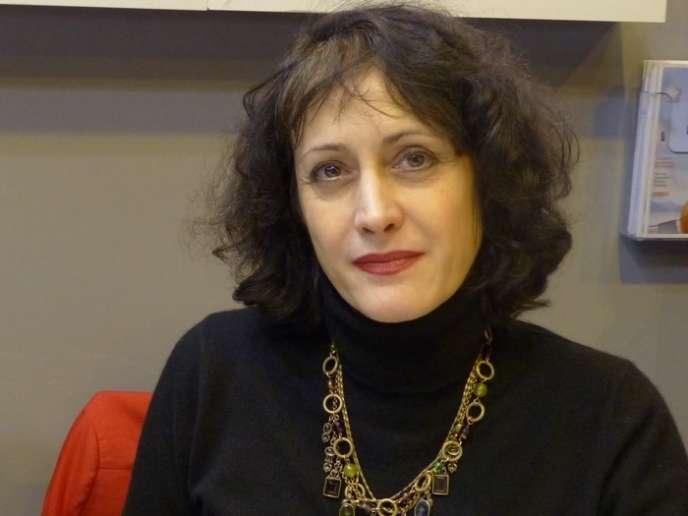 L'écrivaine Belinda Cannone.