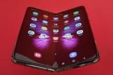 Samsung Galaxy Fold pliable souple
