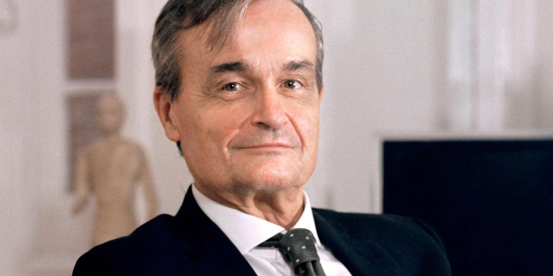 Gérard Araud chez lui, à New York, le 11 septembre.