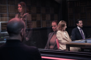 Nathalie Baye, dans l'un des trois épisodes de la série «Criminal» qui concernent la France.