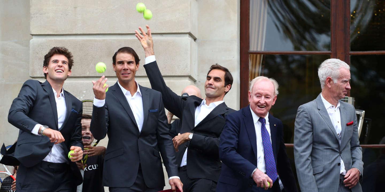 La Laver Cup de Federer, « c'est le futur du tennis »