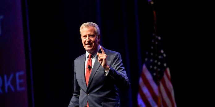 Etats-Unis : Bill de Blasio renonce à briguer l'investiture démocrate pour la présidentielle de 2020